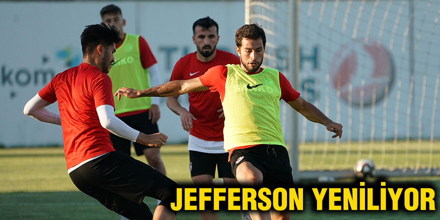 Jefferson yeniliyor
