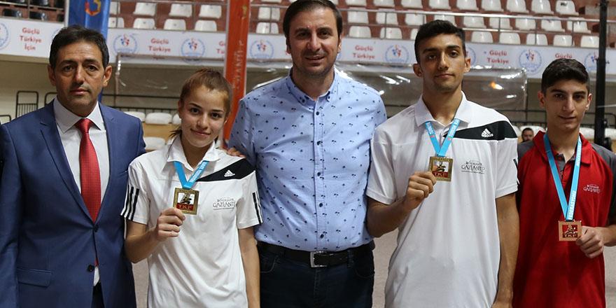 Büyükşehir'in Karate başarısı