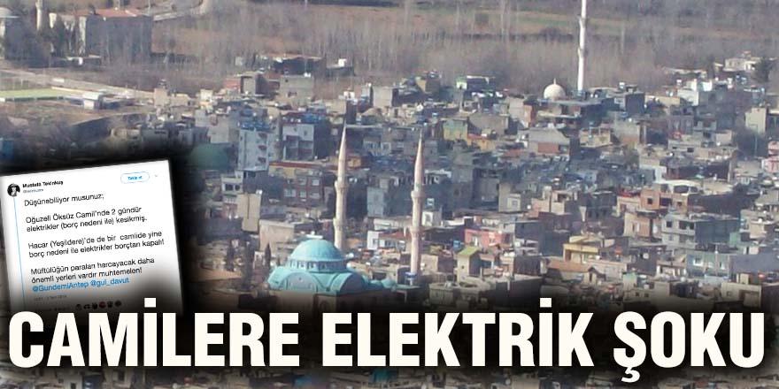 Camilere elektrik şoku