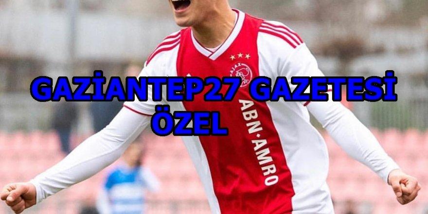 Ajax'tan Gazişehir'e geliyor