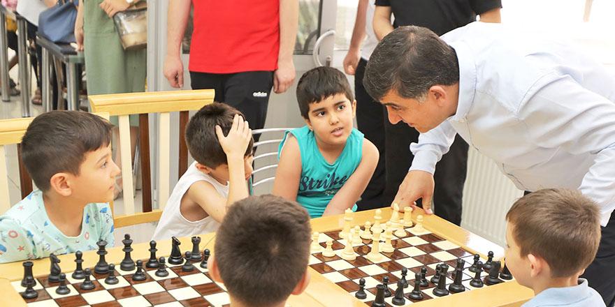 Nesilden nesile satranç
