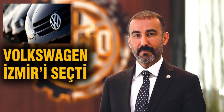 Volkswagen İzmir'i seçti