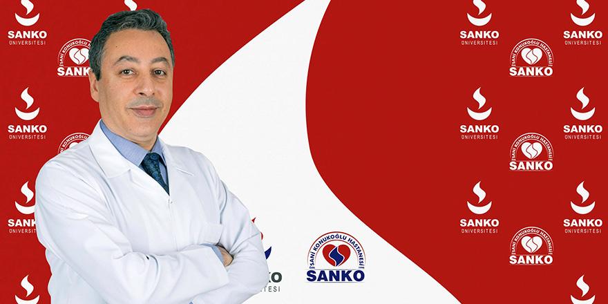 Ayhan Özkur Sanko'da