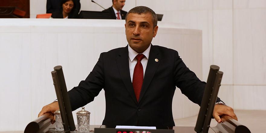 Taşdoğan Kilis'i ele aldı