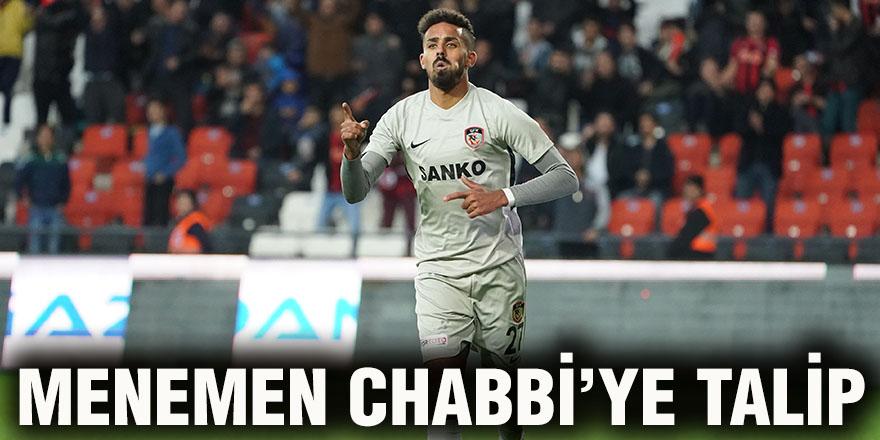 Menemen Chabbi'ye talip