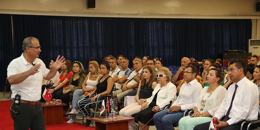 Kolej Vakfı Özkan'ı ağırladı