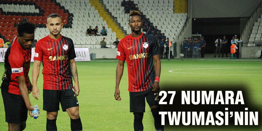 27 Numara Twumasi'nin