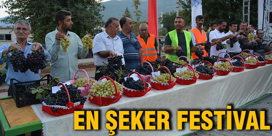 En şeker festival