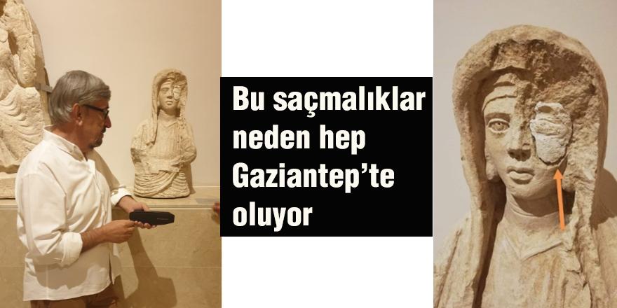 Bu saçmalıklar neden  hep Gaziantep'te oluyor