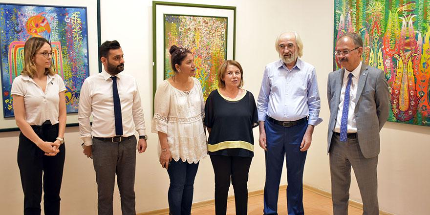 Sanko Sanat Galerisi sezonu açtı