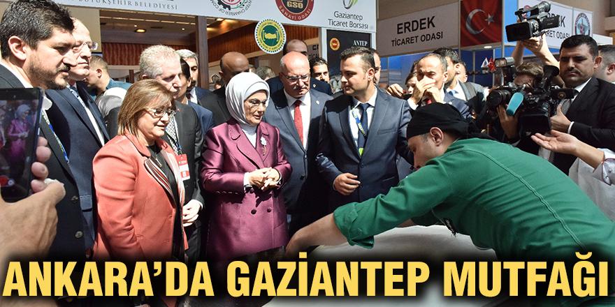 Ankara'da Gaziantep mutfağı