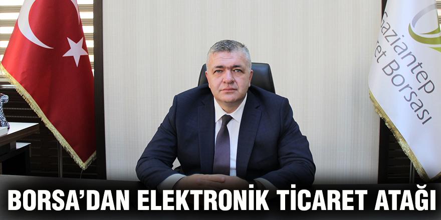 Borsa'dan elektronik ticaret atağı