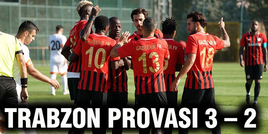 Trabzon provası 3 – 2