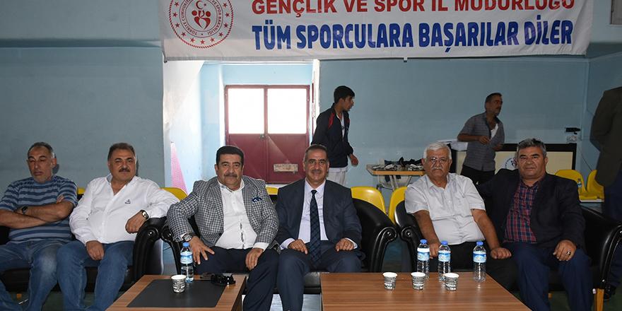 Şahinbey Belediyesi amatör sporların yanında