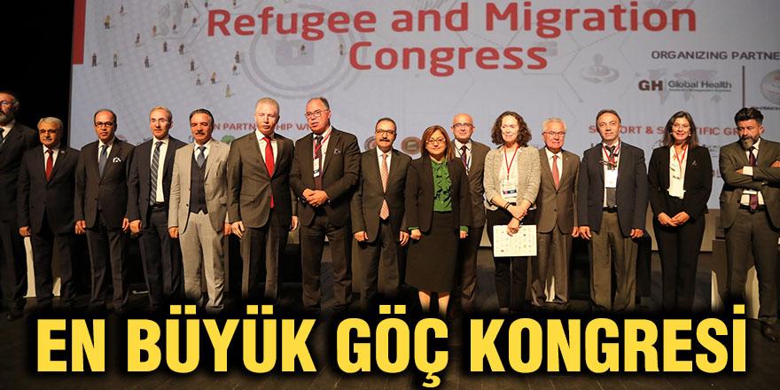 En büyük göç kongresi