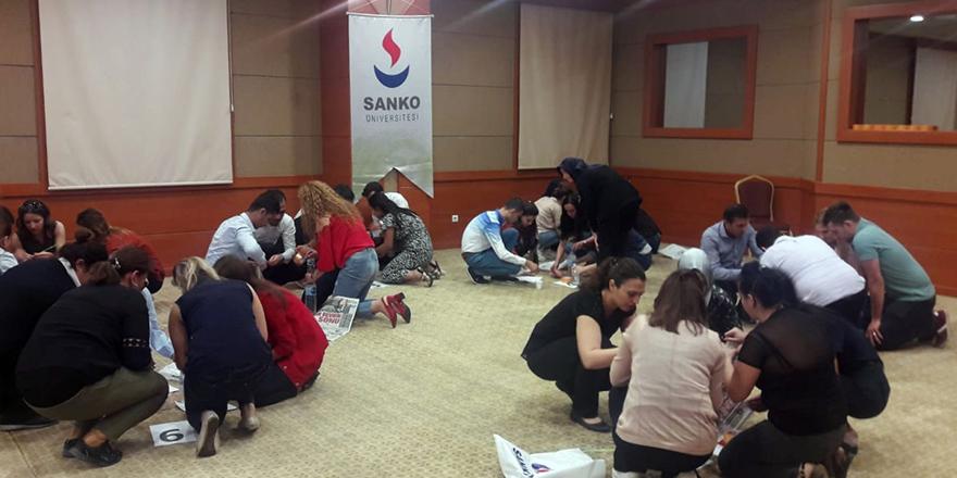 Sanko'da dikkat çeken eğitim