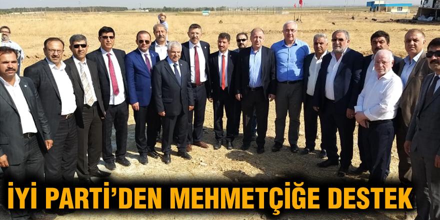 İyi Parti'den Mehmetçiğe destek