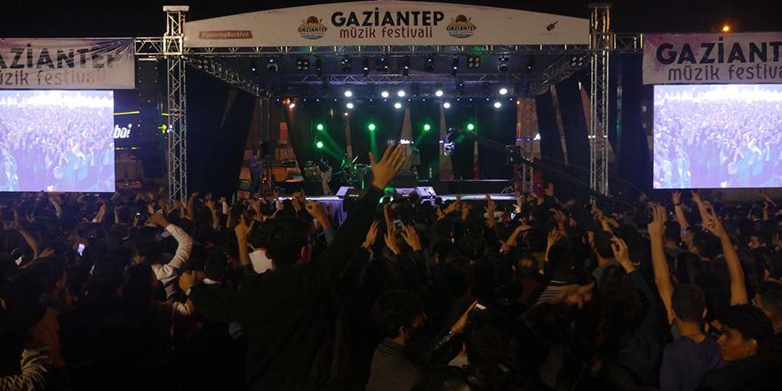 M1'de festival heyecanı