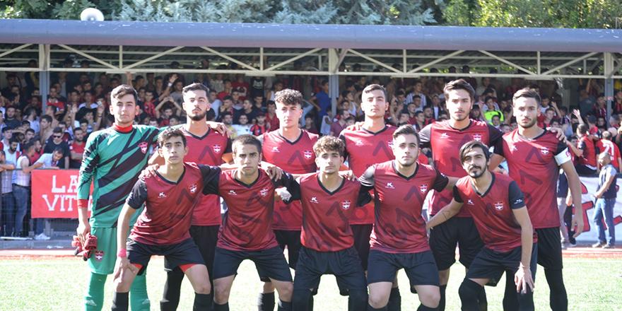 Gaziantepspor'un konuğu Siverek