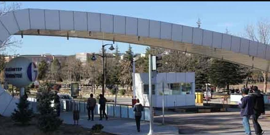 İlk binde Gaziantep Üniversitesi de var