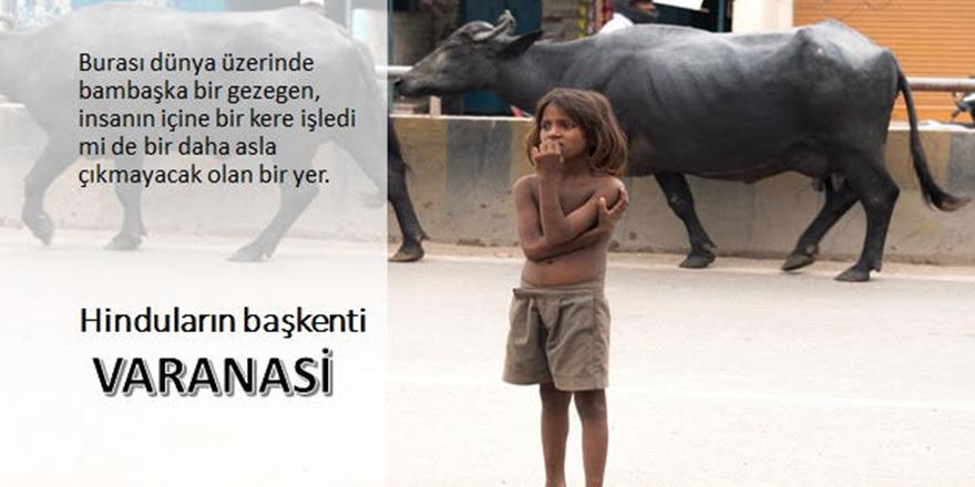 """Kanalıcı'dan """"Varanasi"""" konulu fotoğraf gösterisi"""