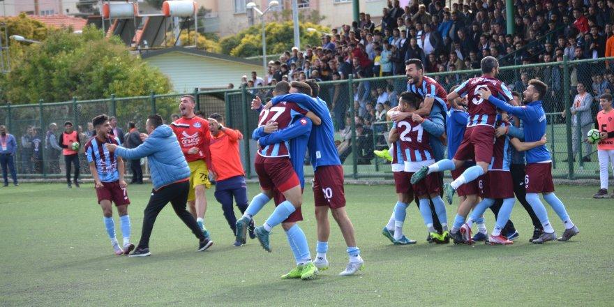 Gaziantep derbisi Ankas'ın 2 – 0