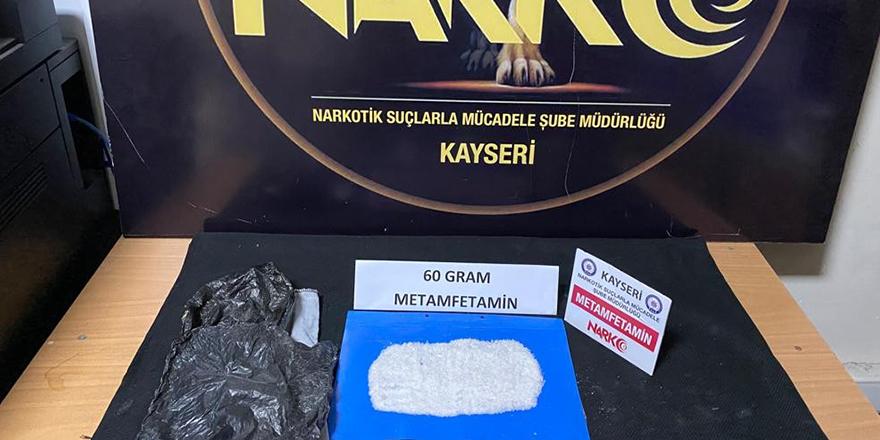 Tacirler Kayseri'de yakalandı