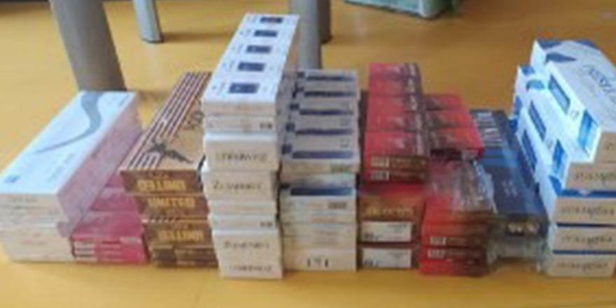 Kaçak sigaraya geçit yok
