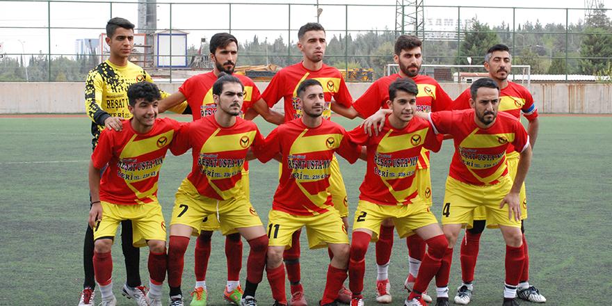 Zorlu maç Şahinbey'in 2 – 1
