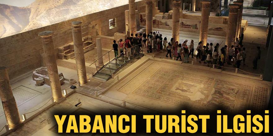 Yabancı turist ilgisi