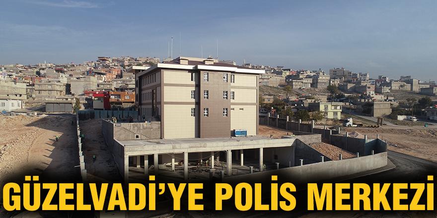 Güzelvadi'ye polis merkezi