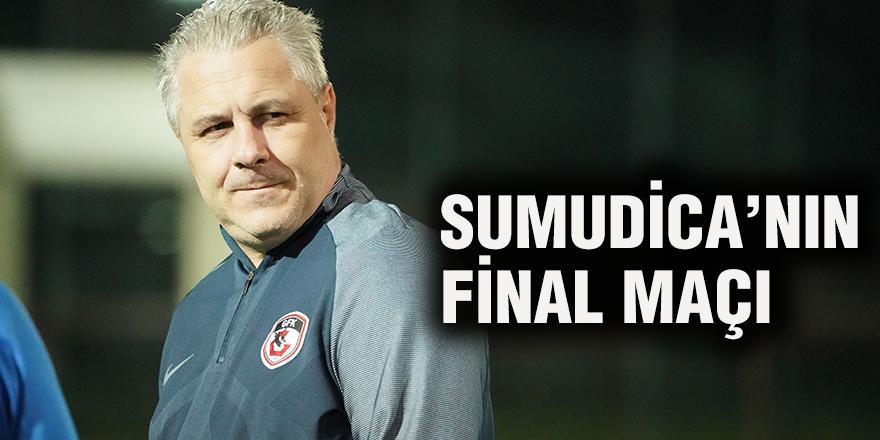Sumudica'nın final maçı