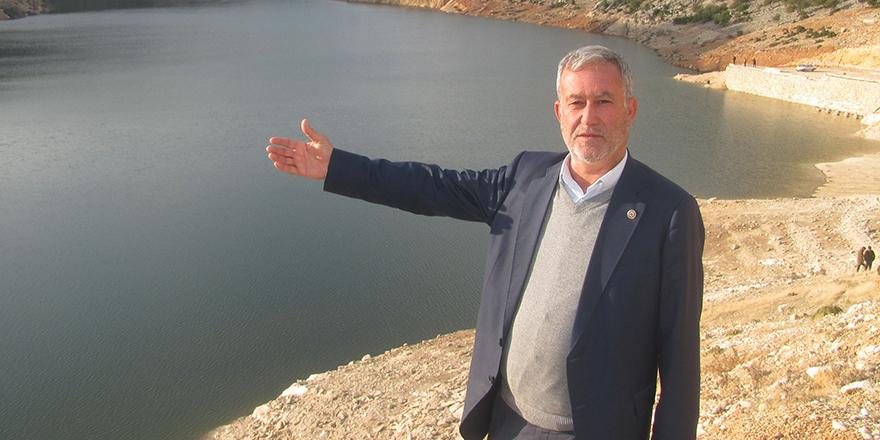 Ardıl Barajı'ndan iyi haber