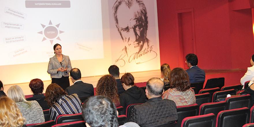 Yeni nesil çocuklarla etkili iletişim semineri