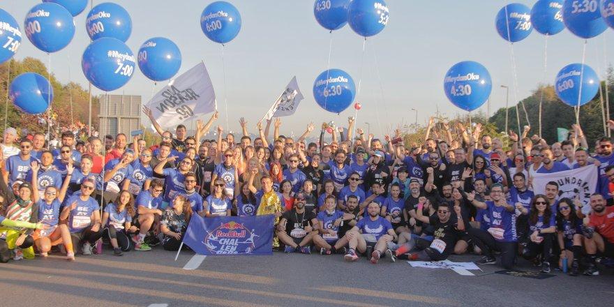 Red Bull Challengers Gaziantep Maratonu'nda koşacak