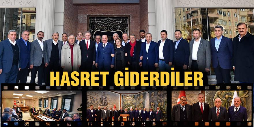 HASRET GİDERDİLER