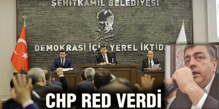 CHP red verdi
