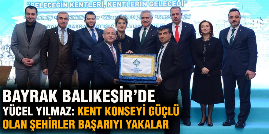 BAYRAK BALIKESIR'DE