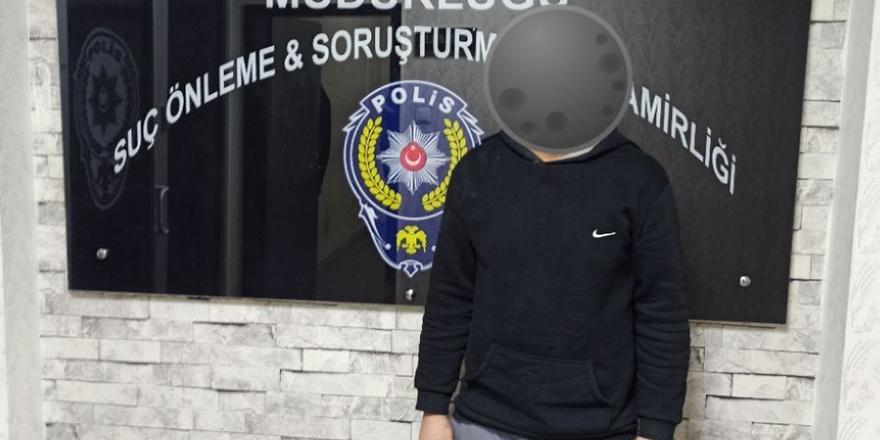 Gaziantep'te suç makinesi şahıs yakalandı