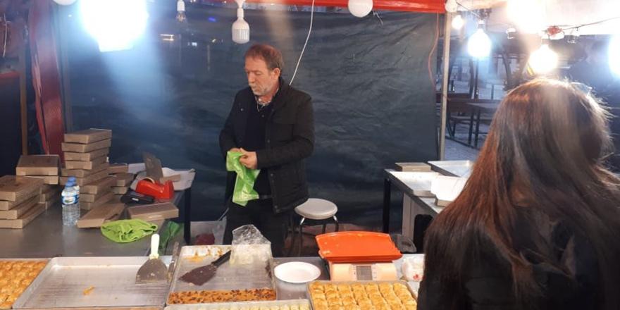 Gaziantep yöresel ürünleriyle Emet'te