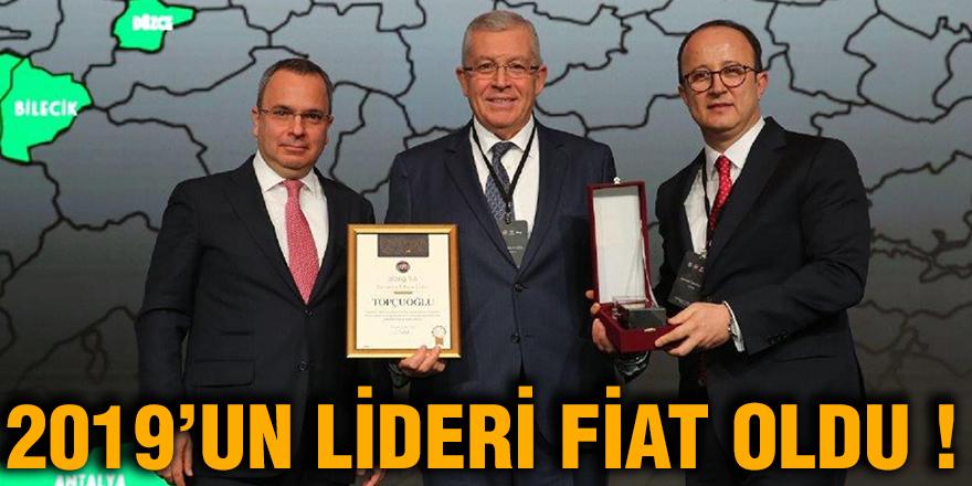 2019'un lideri Fiat oldu !