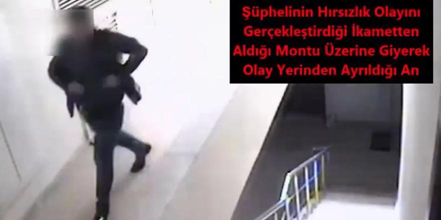 Mont ve çelik jant hırsızları yakalandı