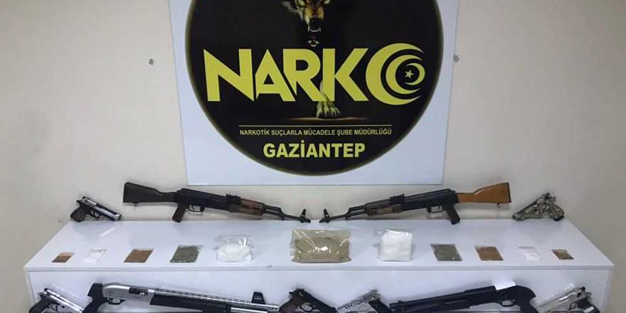 Uyuşturucu operasyonunda 29 gözaltı