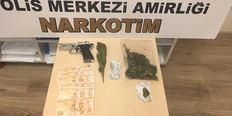 Uyuşturucu operasyonu: 17 gözaltı