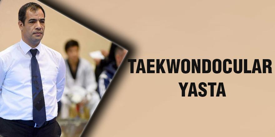 Taekwondocular yasta