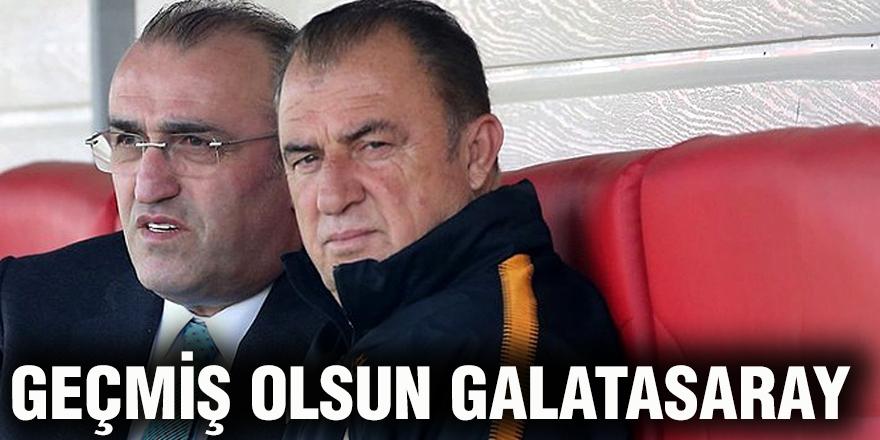 Geçmiş olsun Galatasaray