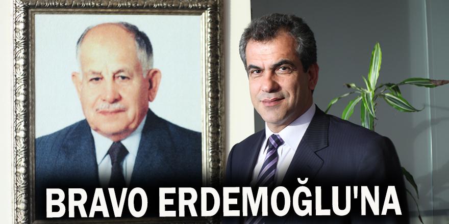 Bravo Erdemoğlu'na