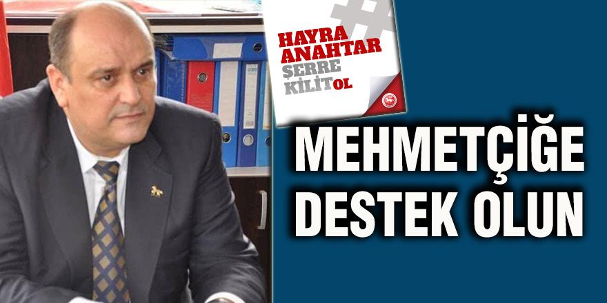 Mehmetçiğe destek olun