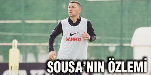 Sousa'nın özlemi