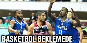 Basketbol beklemede